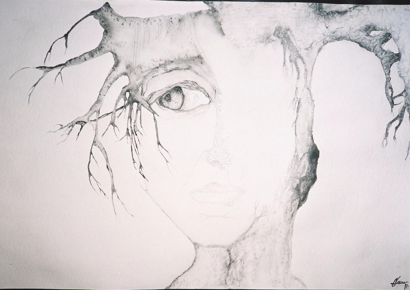 Self portrait / Autoportrait